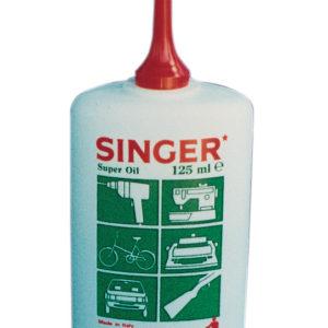 Olio lubrificante Singer 125ml