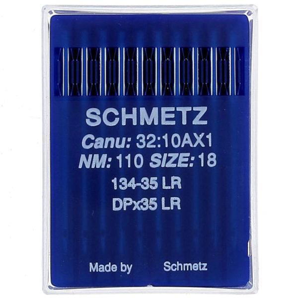 Aghi Schmetz 134-35 LR mis. 110