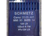 Aghi Schmetz 134 LR