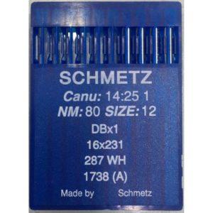 Schmetz 287 WH 80