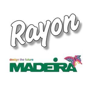 Rayon - Ricamo