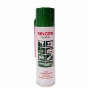 OLIO SINGER SPRAY 250 Ml.