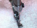 Mezzo piedino destro per macchina per cucire industriale