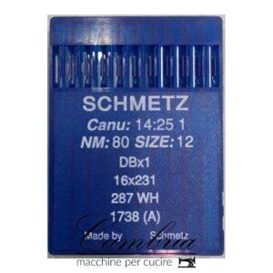 Aghi Schmetz 287 WH
